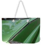 Cadillac Tail Fins Weekender Tote Bag