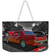 Cadp0710-12 Weekender Tote Bag
