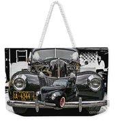Cadp1014a-12 Weekender Tote Bag