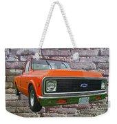 Cadp243-12 Weekender Tote Bag