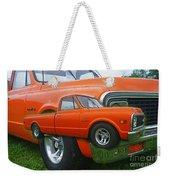 Cadp250-12 Weekender Tote Bag