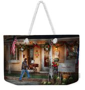 Cafe - Clinton Nj - Bistro Bakery  Weekender Tote Bag