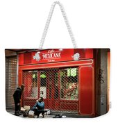 Cafe De Mexicana Panhandlers Weekender Tote Bag