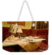Cafe Sacher - Vienna Weekender Tote Bag