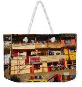 Cafeteria Leos Weekender Tote Bag