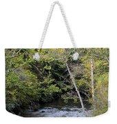 Cahaba River Shadows Weekender Tote Bag