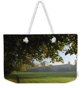 Cahir Castle Cahir, County Tipperary Weekender Tote Bag