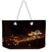 Calahorra At Night Weekender Tote Bag