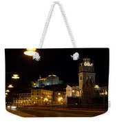Calahorra Cathedral At Night Weekender Tote Bag