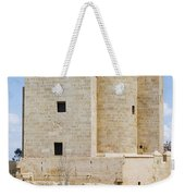 Calahorra Tower In Cordoba Weekender Tote Bag