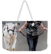 Calf Competition Weekender Tote Bag
