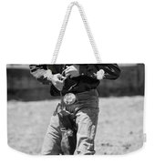 Calf Roper Weekender Tote Bag