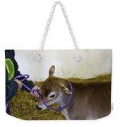 Calf Roping Weekender Tote Bag
