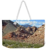 Calico Basin View Weekender Tote Bag