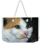 Calico Dreams Weekender Tote Bag