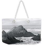 California Coast Weekender Tote Bag