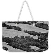 California Hillside Oaks Weekender Tote Bag