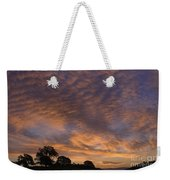 California Oaks And Sunrise Weekender Tote Bag