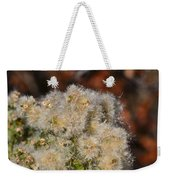 California Snow Weekender Tote Bag