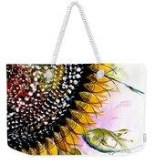 California Sunflower Weekender Tote Bag