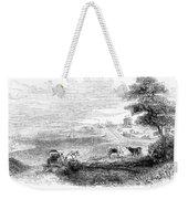 California: Vallejo, 1852 Weekender Tote Bag