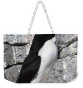Call Of The Puffin Weekender Tote Bag