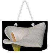 Calla Lily Flower Weekender Tote Bag