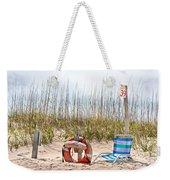 Calm By The Sea Weekender Tote Bag