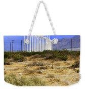 Calm Wind Palm Springs Weekender Tote Bag