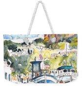 Calpe Harbour 05 Weekender Tote Bag
