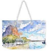 Calpe Harbour 06 Weekender Tote Bag
