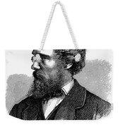 Calvert Vaux (1824-1895) Weekender Tote Bag