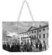 Cambridge University, 1862 Weekender Tote Bag