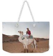 Camel Riders Weekender Tote Bag