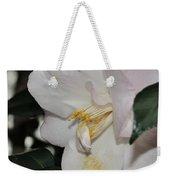 Camellia 18 Weekender Tote Bag