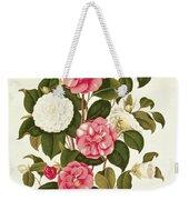 Camellia Weekender Tote Bag by English School