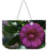 Camellia Twenty Weekender Tote Bag