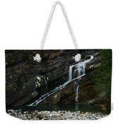 Cameron Falls Waterton Lakes National Park Weekender Tote Bag