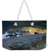 Cameron Lake, Alberta, Canada Weekender Tote Bag