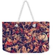 Camouflage 02 Weekender Tote Bag by Aimelle