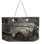 Camouflage Classic Car Weekender Tote Bag