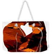 Camouflage Lovers Weekender Tote Bag