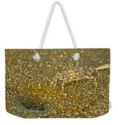 Camouflaged Weekender Tote Bag