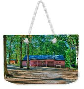 Camp Milton Weekender Tote Bag