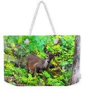 Can I Help You My Deer Weekender Tote Bag