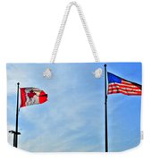 Can Usa Weekender Tote Bag