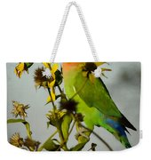 Can You Say Pretty Bird? Weekender Tote Bag
