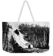 Canada: Alaska Highway Weekender Tote Bag