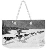 Canada: Fur Trade, 1892 Weekender Tote Bag