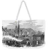 Canada: Gavazzi Riot, 1853 Weekender Tote Bag
